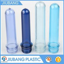 Linyi good quality 5G PET preform water bottle color blue for cooler