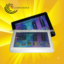 4.3 inch touch screen game console mp5