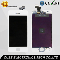 Grade AAA++ For iPhone 5 Original Replacement LCD Digitizer with Frame Repair Parts For Ecran iPhone 5 LCD