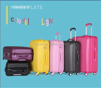"2015 Lovefollow competitive ABS trolley luggage case in 20""24""28""---Love follows you"