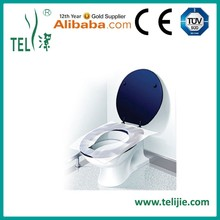 toilet paper seat cover for travel pack ,recycle pulp disposable paper toilet seat covers