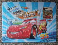 2015 best seller eco-friendly high quality cartoon car jigsaw puzzle