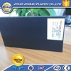 China JINBAO Plastic producs pvc sheets black / pvc foam board / plastic sheet
