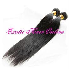 Exotichair raw human hair virgin combodian hair weaves