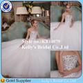 2015 estilo o mais novo de luxo cristal frisado strapless um- linha saia removível vestidos de casamento elegante austrália