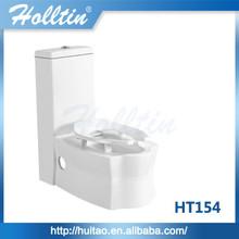 Ceramic water saving toilet bowl sanitaryware
