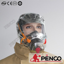 Safety gas mask, full face mask, face shield