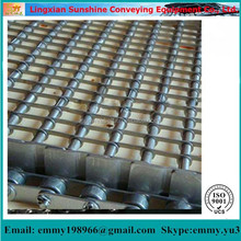 Shandong Stainless steel crimped wire mesh/square woven wire mesh