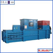 Horizontal Hydraulic Waste Recycling Baler Machine