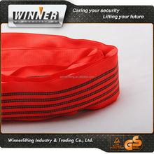 factory price 2 ton polypropylene round slings