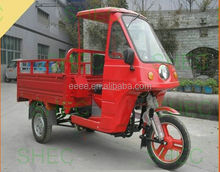 Motorcycle trike chopper motorcycle for cargo
