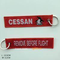 cheap woven label custom keychains no minimum