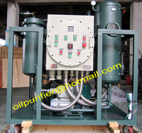 Gas Turbine Oil Filtration Equipment,unqualified used oil cleaning by vacuum dewatering