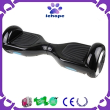 2015 Chinese Factory Hot-selling Smart Portable Electric Smart Electric Skate Two Wheel Self Balancing Sc(classic black)