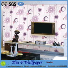 high efficiency newest decoration wallpaper economics