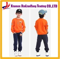 Kids Sweat Suits Children Clothing Set Children's Winter Suit