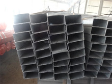 rectangular/square steel pipe/tubes/hollow section galvanized/black annealing at lowest price