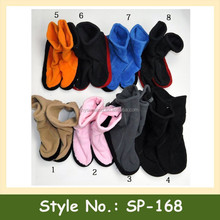 SP-168 Fashion Women Men Slipper Socks Indoor Winter Cotton Slipper Shoes