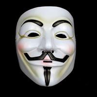 Hot sale cheap PVC vendetta mask