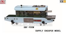 Hongzhan CBS/DBF series horizontal continuous bread bag sealer