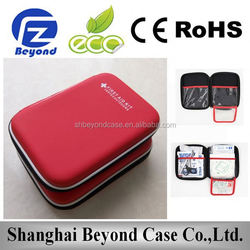China wholesale EVA Car first aid kits carrying bag/case