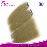 Cheap wholesale high quality brazilian hair weave free sample blonde and brown