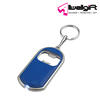 multi-function bottle opener keychain with LED light for prommotion