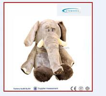 Custom sitting elephant stuffed animals