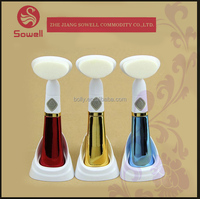 Pobling Sonic Pore Cleansing Brush Facial Cleaner Blackheads,Pimples,Acne Remover Face Care Brushers Electric Face Brush