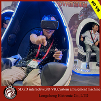 Canton Fair Best Selling Motion 9D Cinema Simulator ,9D Cinema Movie