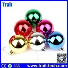 Alibaba cheap Wholesale Shatterproof Christmas Ball Ornaments for Christmas Tree Decor