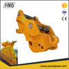 Construction machinery parts quick coupler, hydraulic quick coupler for excavator
