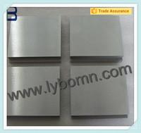 Henan ASTM metal tungsten alloy cube/ top grade wolfram tungsten ingot/ hot sale high purity tungsten block