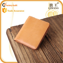 Hot sell Men classic man wallet natural wallet leather wallet