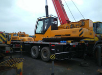 25ton Halfnew SANY STC250H mobile/truck crane for sale in shanghai, China