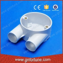 Wholesale Plastic PVC Fittings for Electrical Conduit Pipe