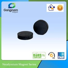 Top Raw Material for Round Disc shape Ferrite Magnet Price, Performance Magnet Disc