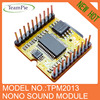 MP3 sound module support SD card mp3 chip