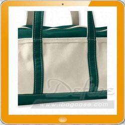 Unique canvas tote bag