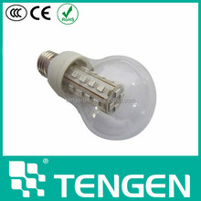 Cheap plastic glass Low cost CD606T led corn light bulb