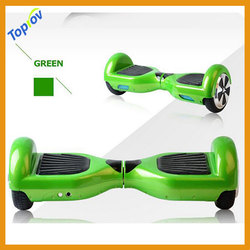 2016 new pproduct best quality hot selling 6.5inch balance board scooter car
