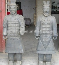 the most popular 2012 Chinese statue art for garden docor