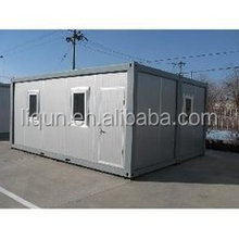 2015 wholesale Luxury prefab container houses design use as shop ,dormitory