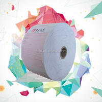 resonable price 55g thermal paper jumbo rolls for currency register
