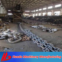 Manufacturing grade 80 long link chain guaranteed 100% iron link chain small link chain