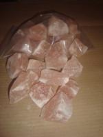 Handmade Natural Solid Crystal Himalayan Rock Bath Salt Soap
