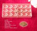 q650 de azúcar de coco del molde