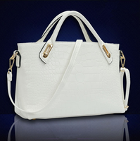 Best selling guangzhou products 2014 trendy woman promotion 3 in 1 handbags design