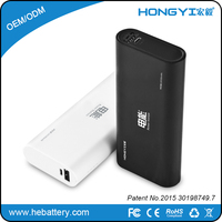Portable Power Bank 10000mAh with CE ROHS for iPhone 6s