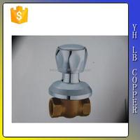 (2C-JE293) Linbo type angle manual radiator valve